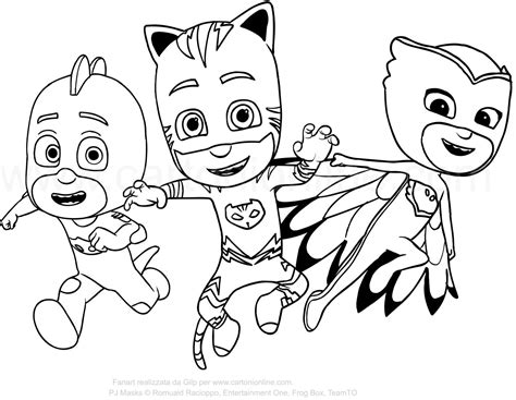 Pictures To Print To Color Pj Mask Coloring Pages Pictures To Color And Print