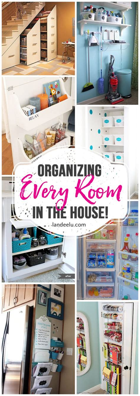 how to organize a house pretty and inexpensive ways to organize your home