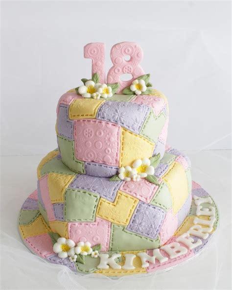 Patchwork Cake - patchwork cake patchwork cake