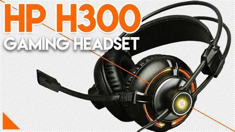 Headset Gaming H300 Black 5 pilihan headset terbaik di bawah 500 ribuan untuk gaming segiempat