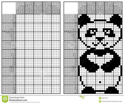 design dream up crossword japanese crossword stock vector illustration of design