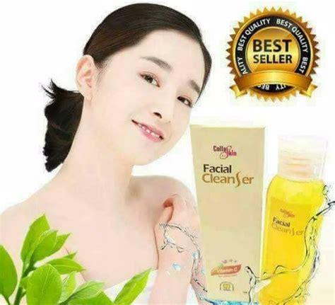 Collagen Cleanser Nasa collaskin cleanser with collagen toko