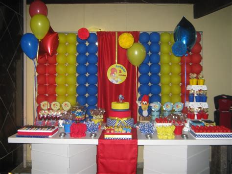 themes for photo projects woody woodpecker kids party ideas party birthday ideas