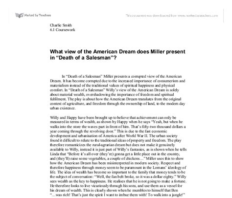 Of A Salesman Setting Essay by College Essays College Application Essays Of Salesman Essay