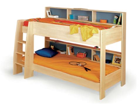 Tam Tam Bunk Bed with Custom Made Mattress To Fit Parisot Tam Tam Bunk Bed