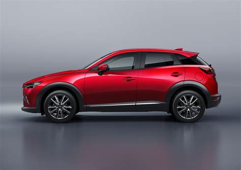 mazda x3 2016 mazda cx 3 is a crispy looking small cuv 50 photos