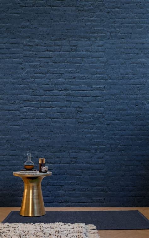 How to achieve industrial luxe with brick effect wallpaper murals wallpaper