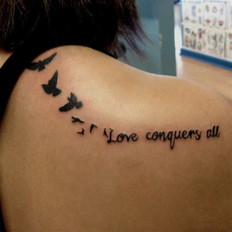 love conquers all tattoo 78 images about piercings and tattoos on