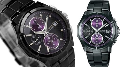 japan trend shop wired chronograph agav044 for