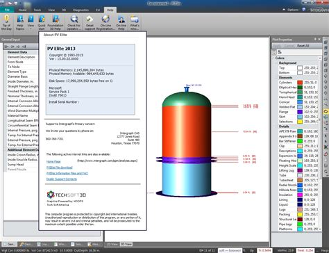 Intergraph Tank 2016 Storage Tank Design Software Analysis intergraph cadworx 2014 build rar