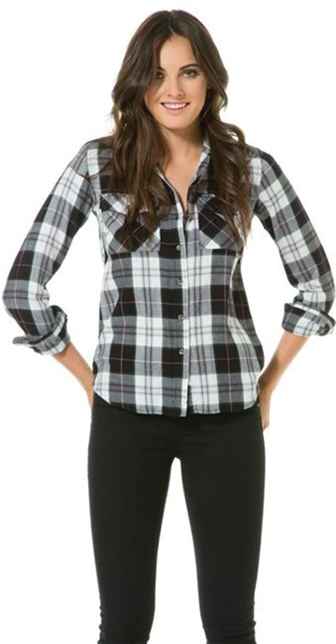 hurley wilson hooded ls plaid button up where to
