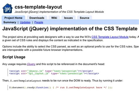 jquery ui layout css 10 jquery plugins to help with web page layouts web