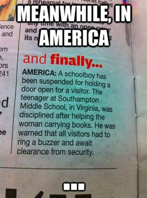 Meanwhile In America Meme - the best of quot meanwhile in america quot barnorama