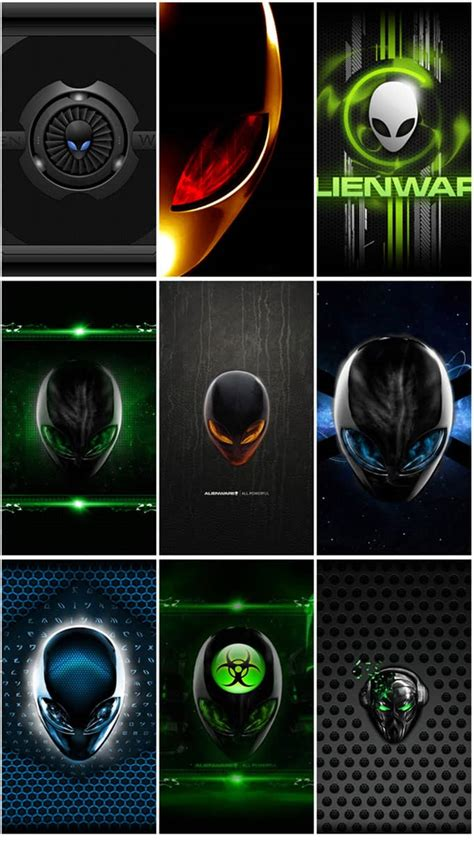 themes android iphone alienware theme for android and ios
