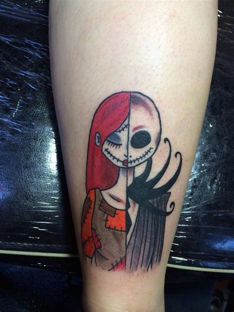 nightmare before christmas tattoo the nightmare before ideas