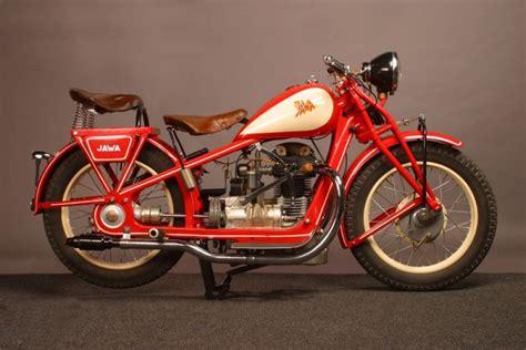 jawa motosiklet tarihi ve motosiklet modelleri motosiklet