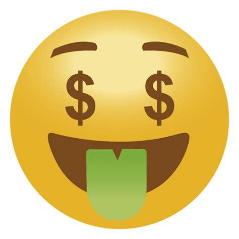 shopping bag transparent emoji money emoji emoticon transparent png svg vector