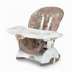 space saver high chair fisher price fisher price space saver high chair coco sorbet at hayneedle