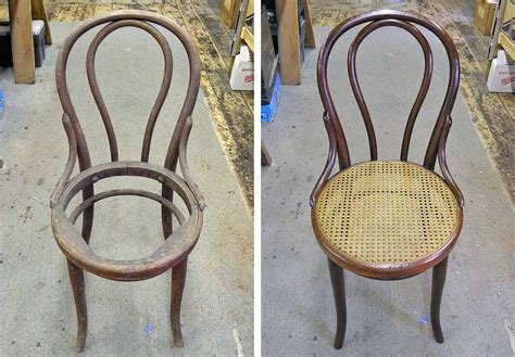 Restoring Bentwood Chairs by Bentwood Chair Restored Doyle Inc