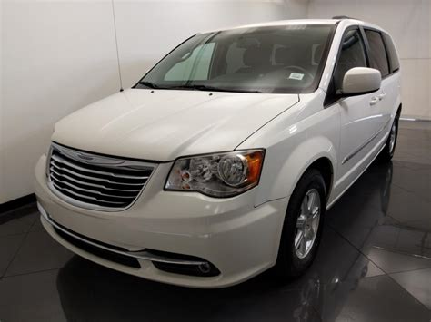 2013 Chrysler Town And Country Price by 2013 Chrysler Town And Country Touring For Sale In St