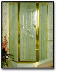 stained glass shower door residential remodeling new construction projects stain