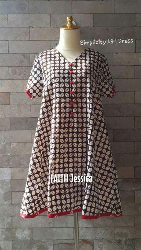Tunik Indonesien batik dress it custom made by measuring2fit