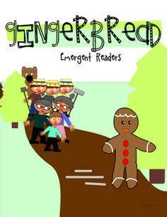 gingerbread man printable emergent reader emergent readers on pinterest 22 pins