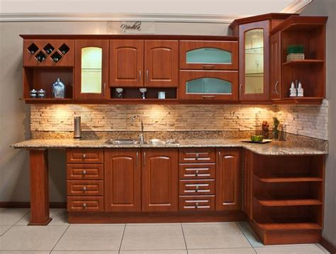 17 best images about cocinas con back splash on pinterest 17 mejores ideas sobre gabinetes de cocina de madera en