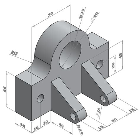 solidworks tutorial pdf for beginners solidworks sle drawings archives mechanical engineering