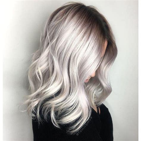 silver blonde root shadow hair ideas pinterest best 25 icy blonde ideas on pinterest ice blonde hair