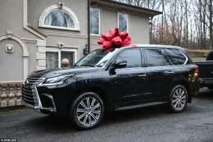 Brand New Lexus by Bankrupt Teresa Giudice S 90 000 Lexus Suv Gift Because