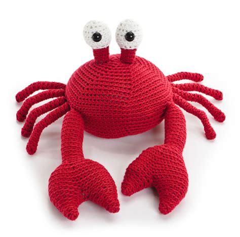 crab knitting pattern amigurumi patterns go big free pattern stitch this