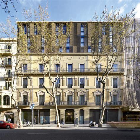 hotel vincci gala barcelona tbi architecture engineering on dise 241 o proyectos hotel vincci gala