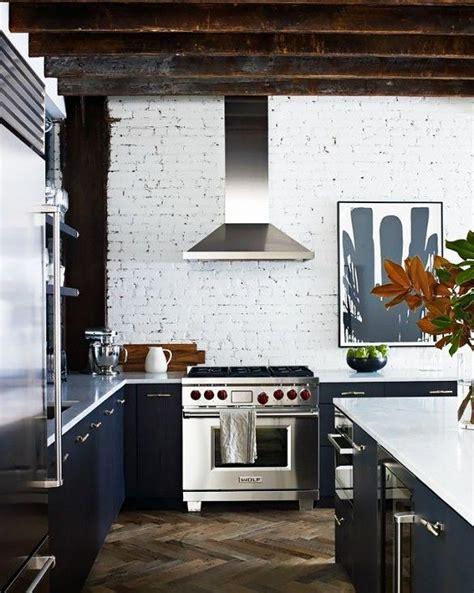 New York Loft Kitchen Design 25 Best Ideas About Loft Kitchen On Pinterest Industrial Style Kitchen Loft Style And