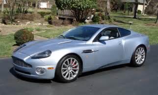 2003 Aston Martin Vanquish 2003 Aston Martin Vanquish 2 Door Coupe V12 40147