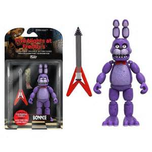 Five nights at freddy s bonnie 5 inch action figure