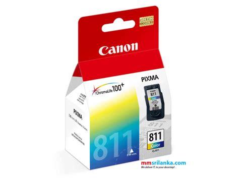 Cartridge Printer Canon Cl811 canon cl811 color cartridge
