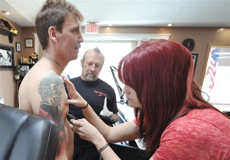 tattoo apprenticeship edmonton gallery new trends in body art