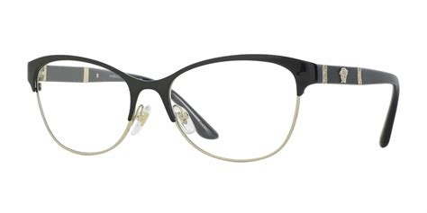 versace ve1233q eyeglasses free shipping