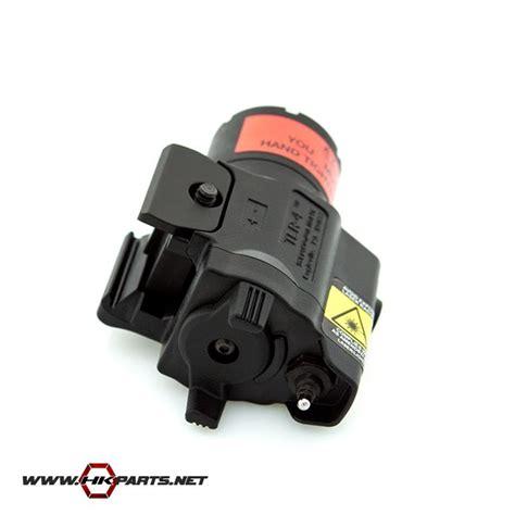 streamlight tlr 4 tac light with laser strmlght tlr 4 tac light laser blk