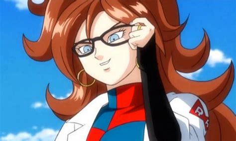 Will Android 21 Be In The Anime by Android 21 Aparece Em Anime De Abertura De