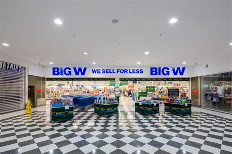 big w is worthless and amazon is a major threat claim