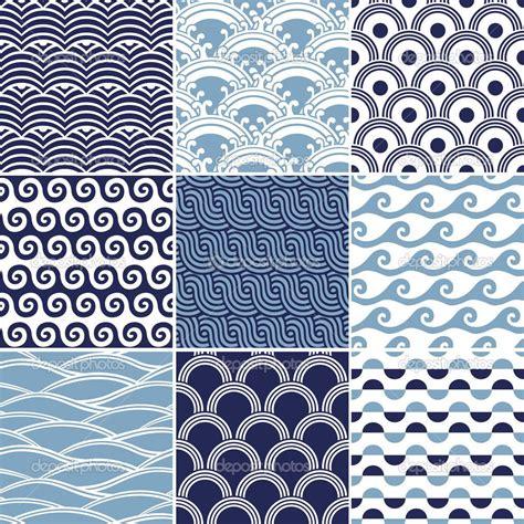japanese pattern wave ocean pattern seamless ocean wave pattern embroidery