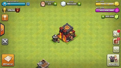 clash of clans v6 407 8 mod apk download here axeetech هک بازی clash of clans