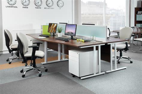 Office Desks Glasgow Dams M25 Office Desks New Used Office Furniture Glasgow Scotland