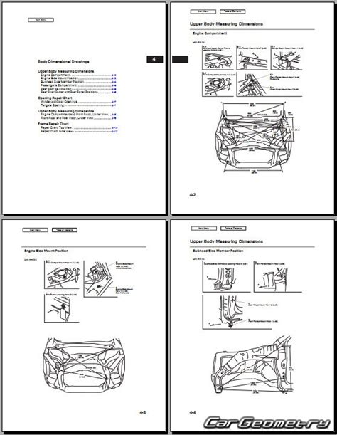 how to download repair manuals 2010 acura mdx engine control кузовные размеры acura mdx yd2 2010 2013 body repair manual