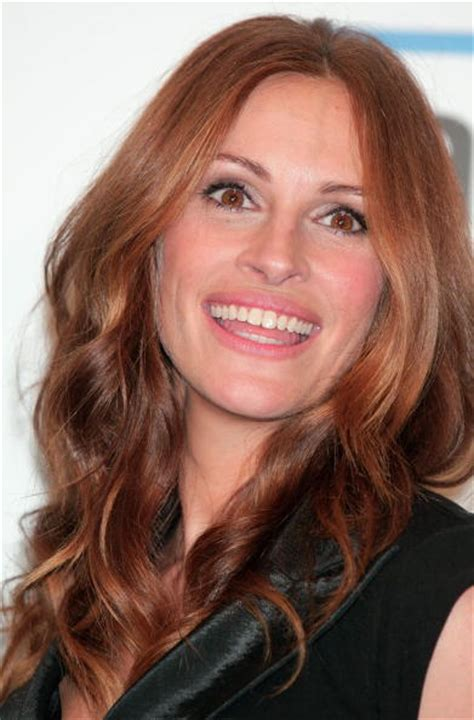 Julia Roberts Red Hair With Highlights | the tanuz life i have red hair