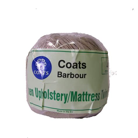upholstery twine coats barbour s number 4 upholstery twine the unique