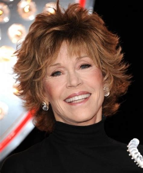 flippy shag short hairstyles for women over 60 short 7 sexy shag hairstyles over 40 jane fonda s current