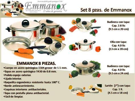 venta de baterias de cocina emmanox baterias de cocina en tlajomulco de z 250 241 iga